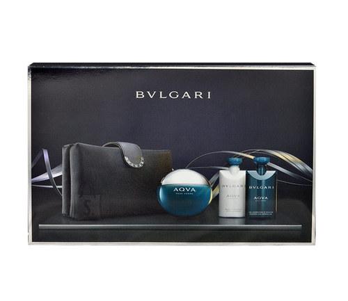 Bvlgari Aqva Pour Homme lõhnakomplekt meestele EdT 250 ml
