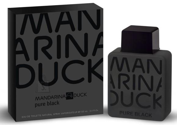 Mandarina Duck Pure Black tualettvesi meestele EdT 100 ml
