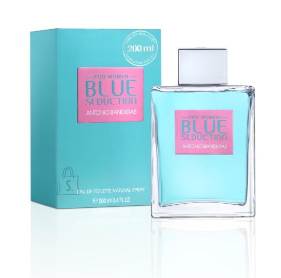 Antonio Banderas Blue Seduction tualettvesi naistele EdT 200 ml