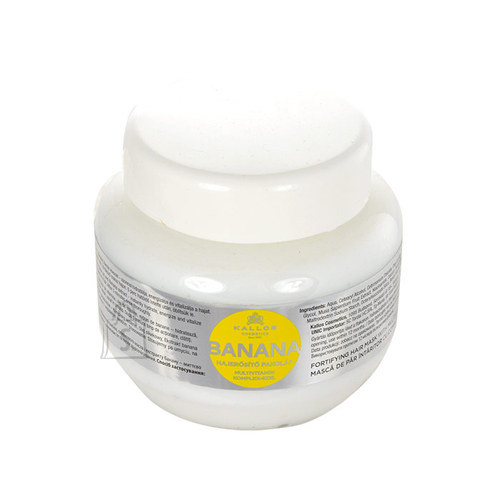 Kallos Banana Fortifying Hair Mask juuksemask 275 ml