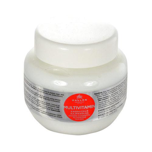 Kallos Multivitamin Hair Mask juuksemask 275 ml