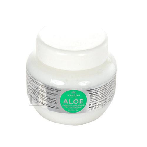 Kallos Aloe Vera Moisture Repair Shine Hair Mask juuksemask 275 ml