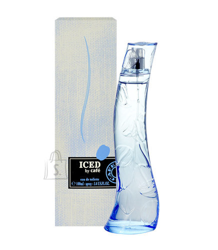Parfums Café Iced by Café tualettvesi naistele EdT 100ml
