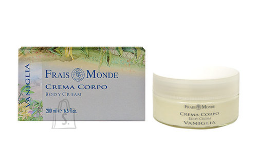 Frais Monde Body Cream Vanilla kehakreem 200 ml