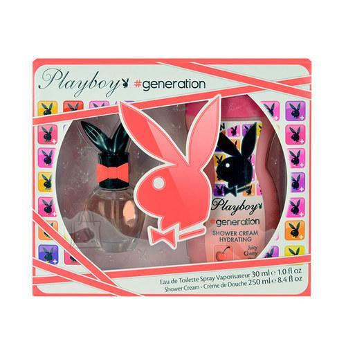 Playboy Generation For Her lõhnakomplekt EDT
