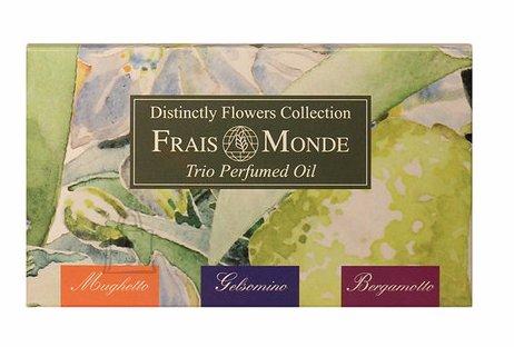 Frais Monde Distinctly Flowers Collection parfüümõlide kinkekomplekt 36ml