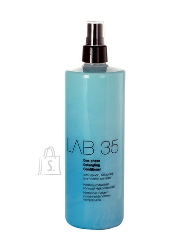 Kallos Lab 35 Duo-Phase Detangling Conditioner juuksepalsam 500 ml