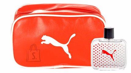 Puma Time to Play Man tualettvesi EdT 40 ml + kosmeetikakott