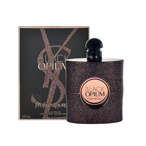 Yves Saint Laurent Black Opium tualettvesi naistele EDT 50ml