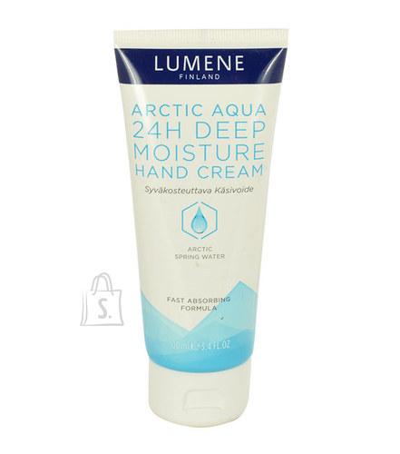 Lumene Arctic Aqua 24H Deep Moisture kätekreem 100 ml