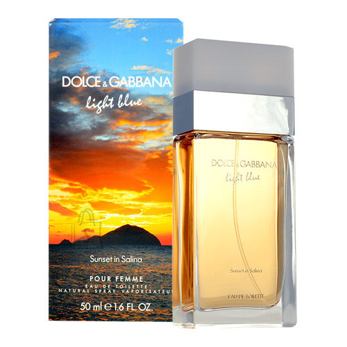 Dolce & Gabbana Light Blue Sunset in Salina tualettvesi naistele EDT 100ml