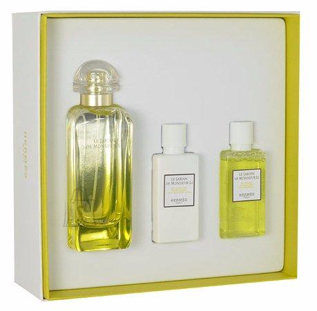 Hermes Le Jardin de Monsieur Li lõhnakomplekt 180ml