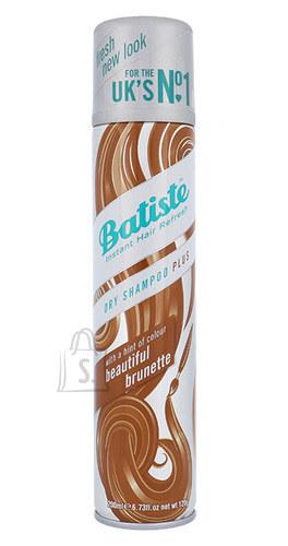 Batiste Plus Beautiful Brunette kuivšampoon (200ml)
