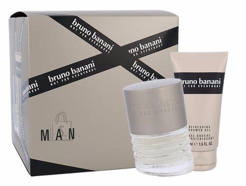 Bruno Banani Man lõhnakomplekt meestele 80ml