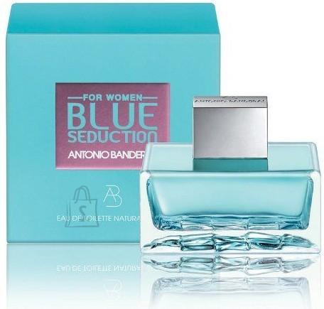 Antonio Banderas Blue Seduction 100ml naiste tualettvesi EdT