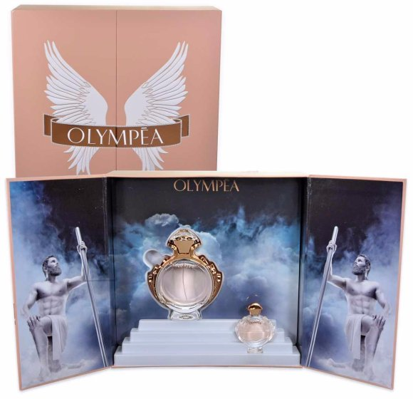 Paco Rabanne Olympea lõhnakomplekt naistele 56ml