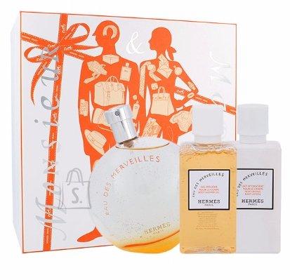 Hermes Eau Des Merveilles lõhnakomplekt naistele 180ml