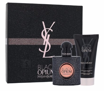 Yves Saint Laurent Black Opium lõhnakomplekt naistele 80ml