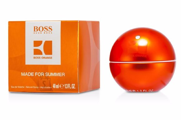 Hugo Boss Boss in Motion Orange Made for Summer EDT 40ml