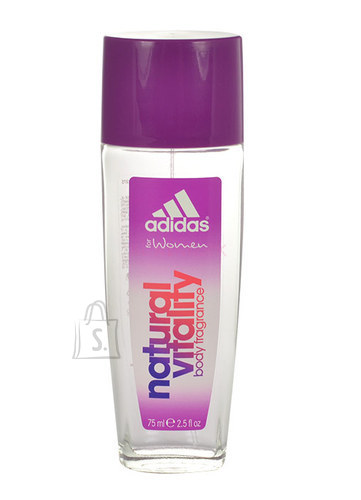 Adidas Natural Vitality deodorant naistele 75ml
