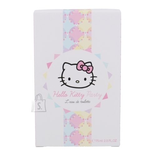 Koto Parfums Hello Kitty Party tualettvesi lastele 75ml