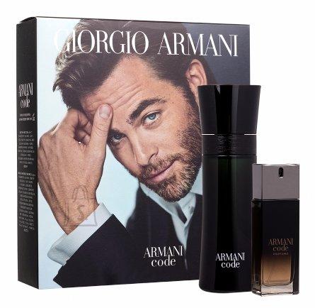 Giorgio Armani Black Code lõhnakomplekt meestele 95ml
