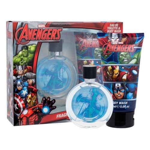 Marvel Avengers lõhnakomplekt