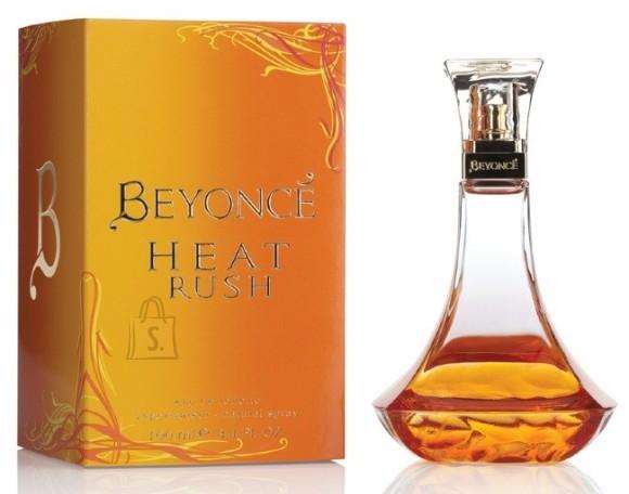 Beyonce tualettvesi Heat Rush EDT 100 ml