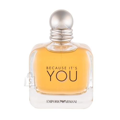 Giorgio Armani Emporio Because It´s You parfüümvesi 100ml