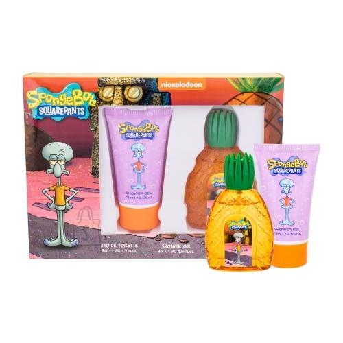 SpongeBob Squarepants Squidward lõhnakomplekt