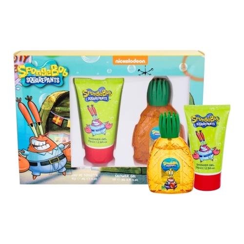 SpongeBob Squarepants Mr. Krabs lõhnakomplekt