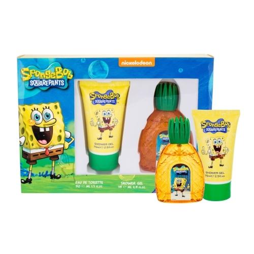 SpongeBob Squarepants SpongeBob lõhnakomplekt