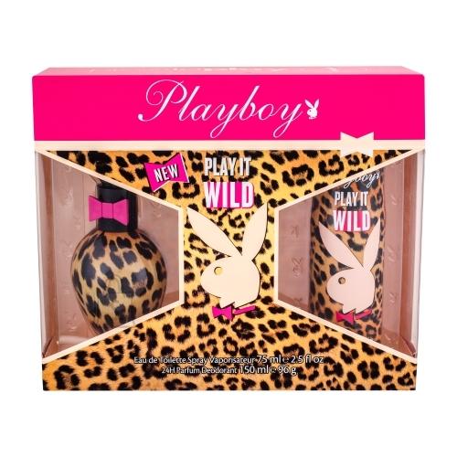Playboy Play It Wild lõhnakomplekt