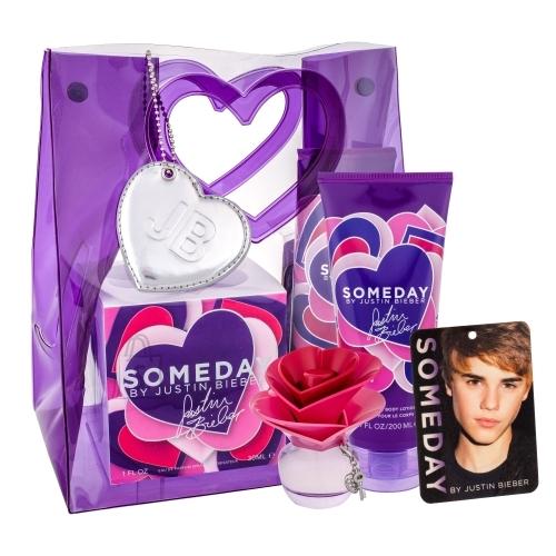 Justin Bieber Someday lõhnakomplekt
