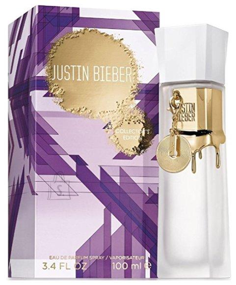 Justin Bieber Collector´s Edition parfüümvesi 100ml