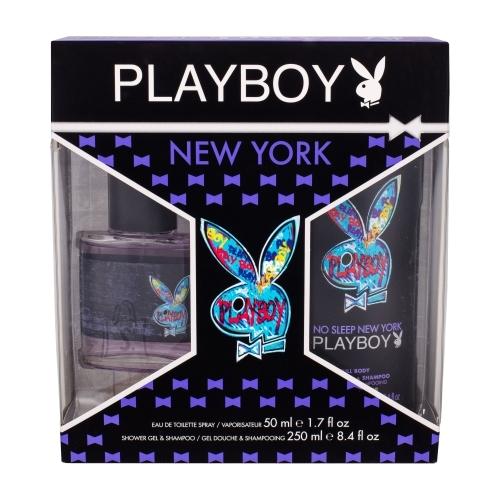 Playboy New York lõhnakomplekt EDT