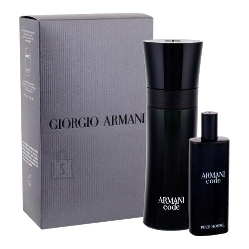 Giorgio Armani Armani Code lõhnakomplekt EdT 75 ml