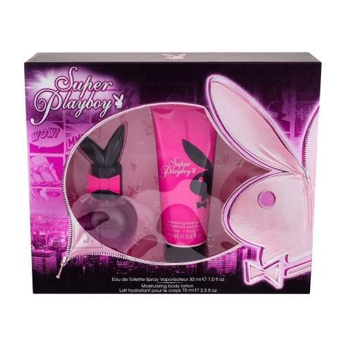 Playboy Super Playboy lõhnakomplekt EDT 30ml