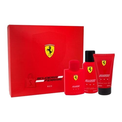 Ferrari Scuderia Ferrari Red lõhnakomplekt EDT