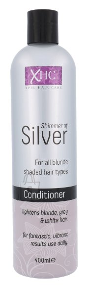 Xpel Shimmer Of Silver Conditioner (400 ml)