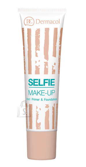 Dermacol Selfie Makeup 2in1 jumestuskreem & primer: No. 3