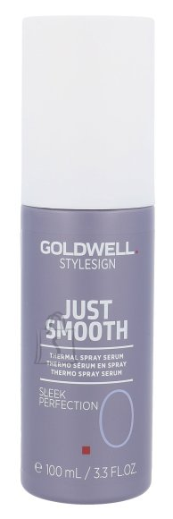 Goldwell Style Sign Just Smooth kuumakaitsega sirgendusseerum 100 ml