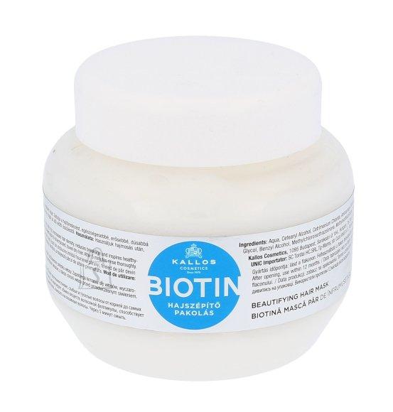 Kallos Cosmetics Biotin Hair Mask (275 ml)