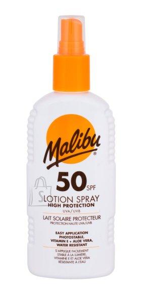 Malibu Lotion Spray Sun Body Lotion (200 ml)