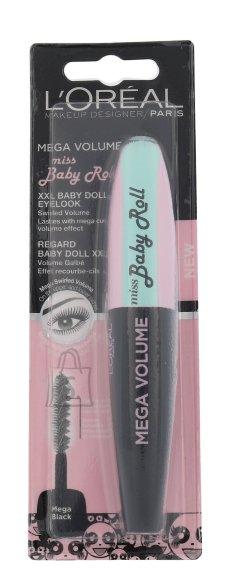 L´Oréal Paris Mega Volume Miss Baby Roll Mascara (9,1 ml)