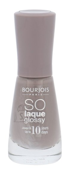 BOURJOIS Paris So Laque Glossy Nail Polish (10 ml)