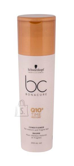 Schwarzkopf BC Bonacure Q10+ Time Restore juuksepalsam 200ml