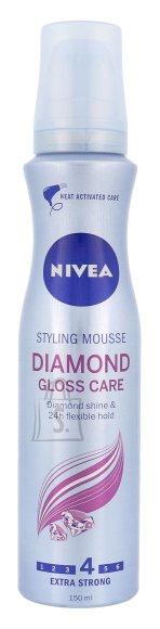 Nivea Diamond Gloss Care Hair Mousse (150 ml)
