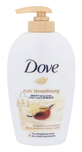 Dove Purely Pampering vedelseep 250 ml