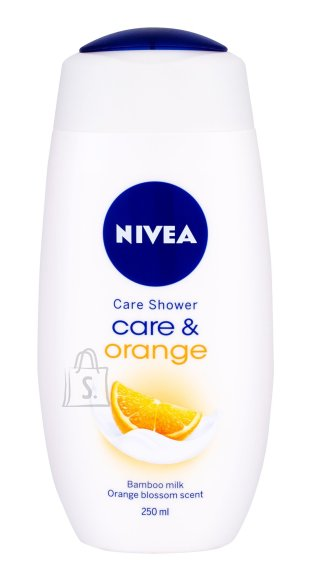 Nivea Care Shower Gel (250 ml)